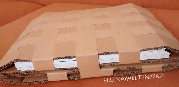 Verpackung von Broschüren