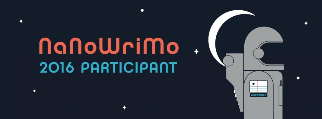 NaNoWriMo 2016 - Morgen geht es los!