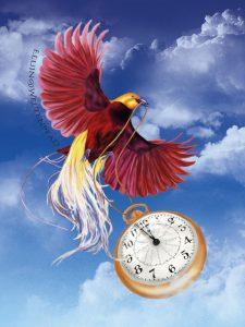 fliegende Zeit
