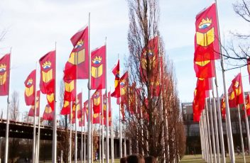 Flaggen LBM 2017