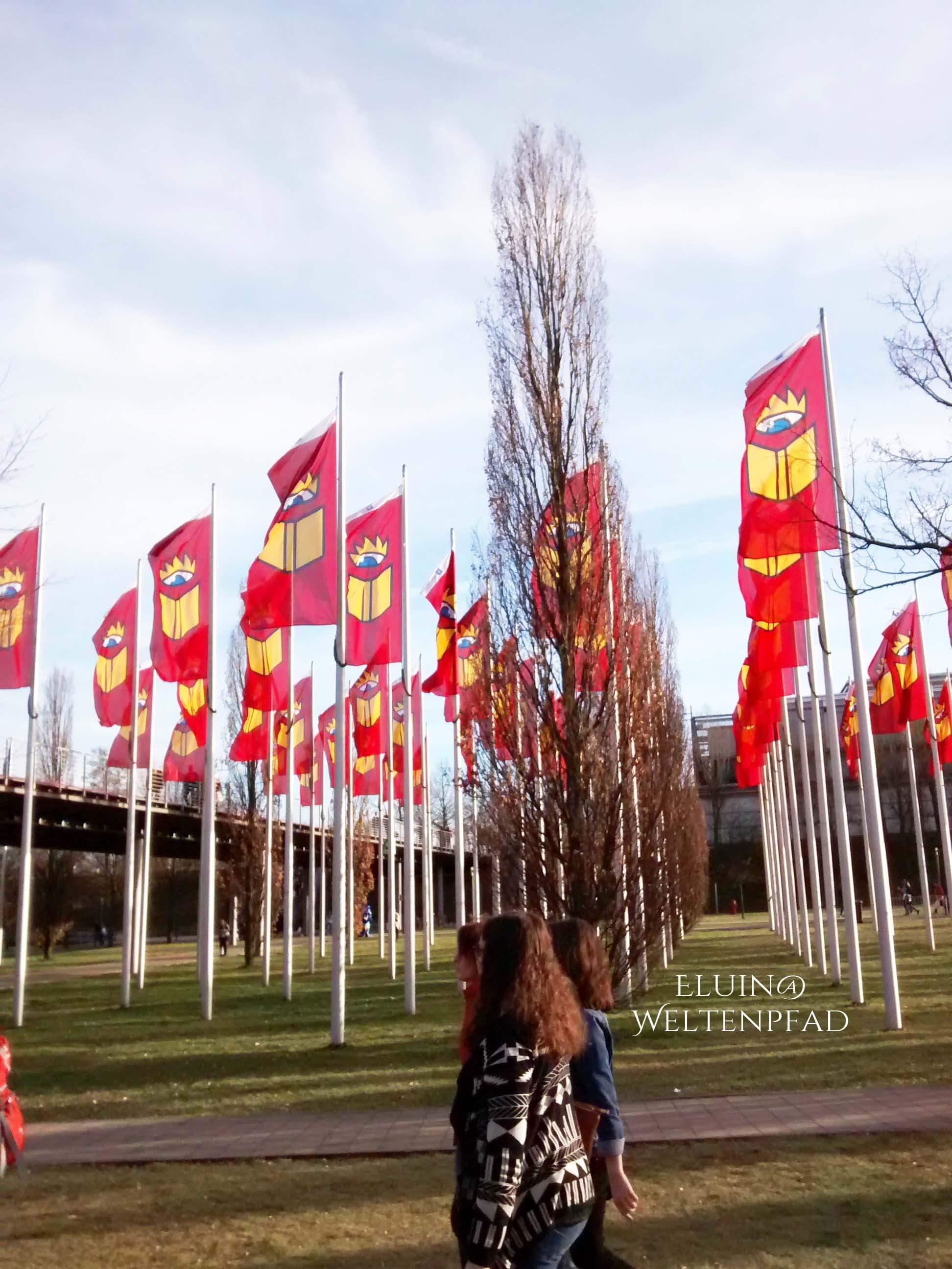 Flaggen LBM 2017 Foto