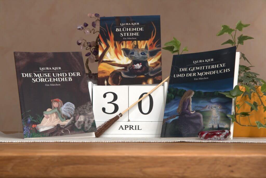 Hexen, Mythen und Märchen - Lesung zur Walpurgisnacht