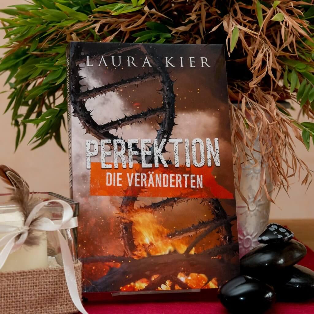 Perfektion - Die Veränderten: Veröffentlicht!