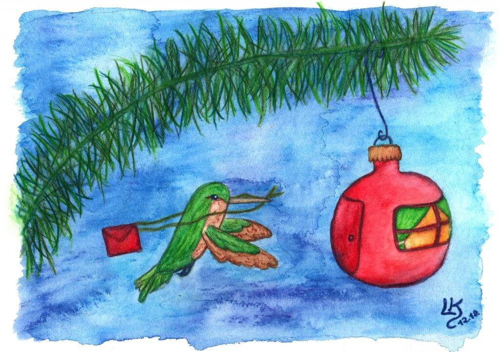 Ein Weihnachtsbrief