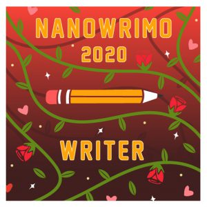 NaNoWriMo 2020 Participant Writer Badge