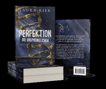 Perfektion - Die Ursprünglichen von Laura Kier Cover Mockup