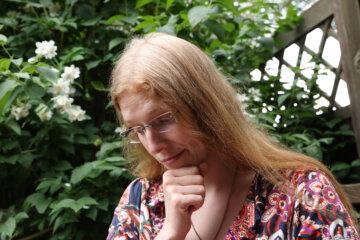 Autorin Laura Kier mit Selbstzweifeln